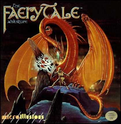 C64 Games - Faery Tale Adventure
