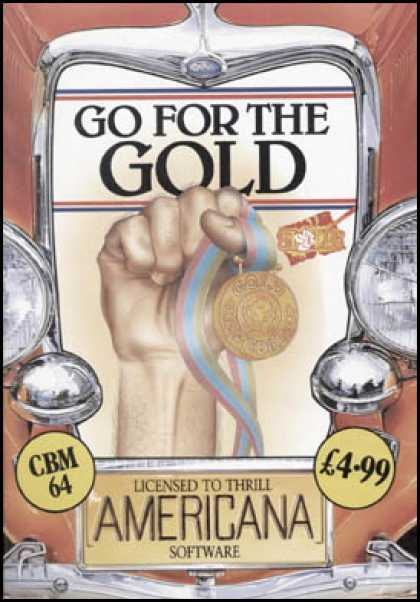 C64 Games - Go for the Gold