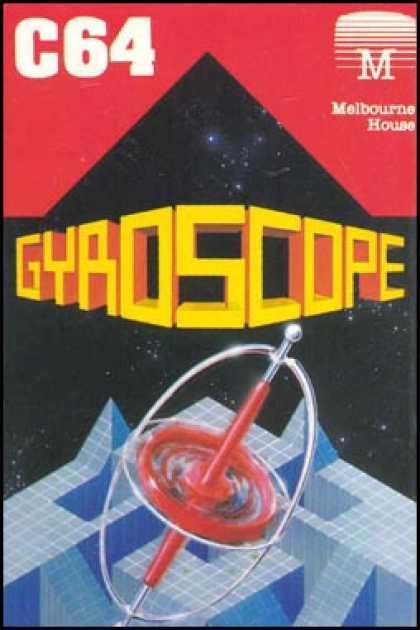 C64 Games - Gyroscope