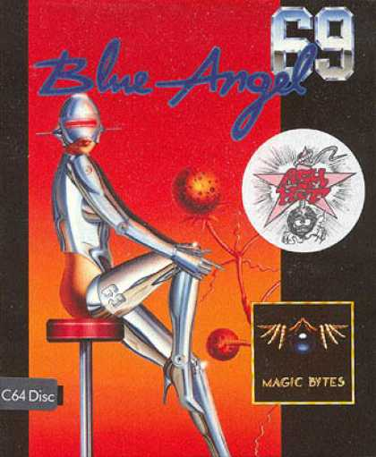 C64 Games - Blue Angel 69