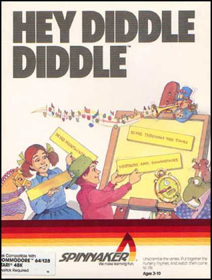 C64 Games - Hey Diddle Diddle