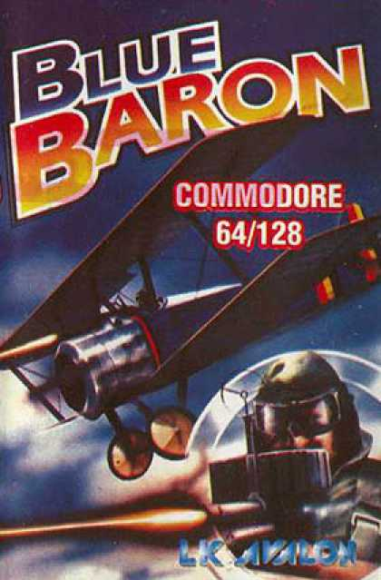 C64 Games - Blue Baron