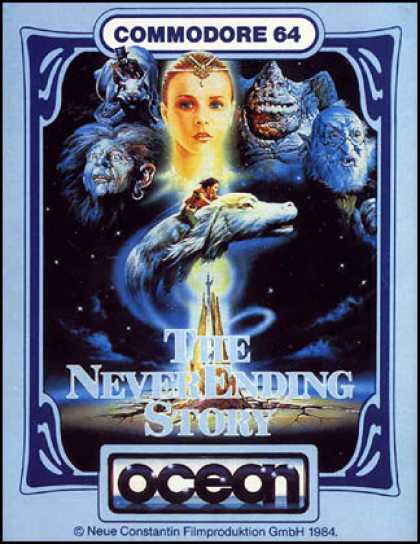 C64 Games - Neverending Story, The
