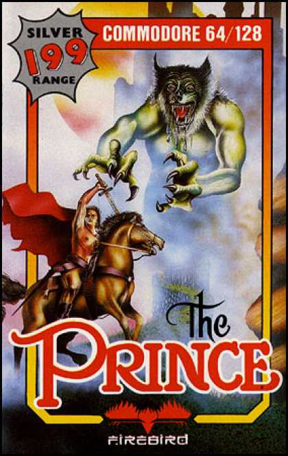C64 Games - Prince, The