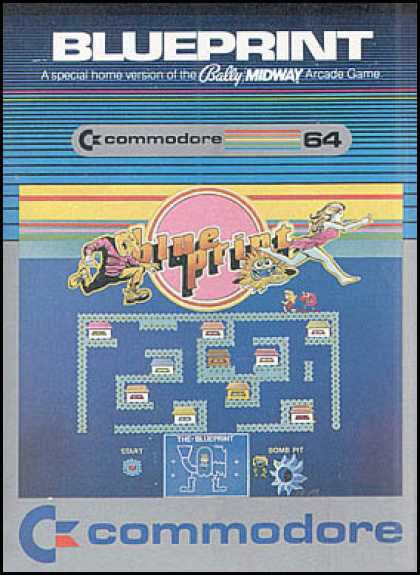 C64 Games - Blueprint