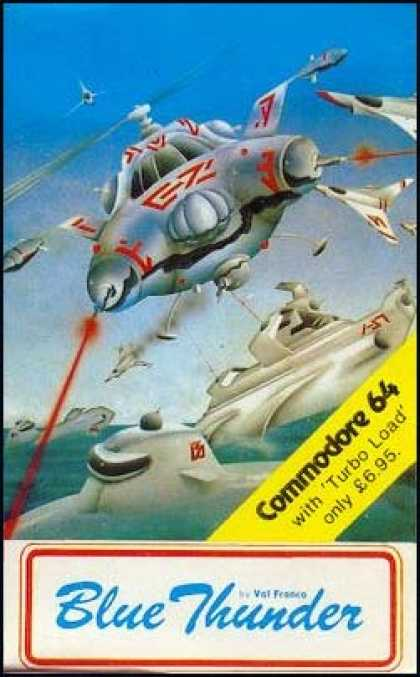 C64 Games - Blue Thunder