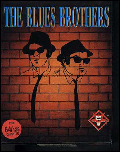 C64 Games - Blues Brothers, The