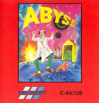 C64 Games - Abyss