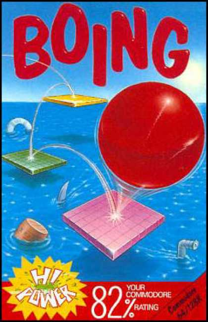 C64 Games - Boing