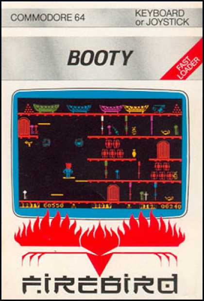 C64 Games - Booty