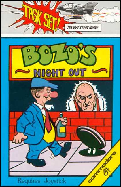 C64 Games - Bozo's Night Out