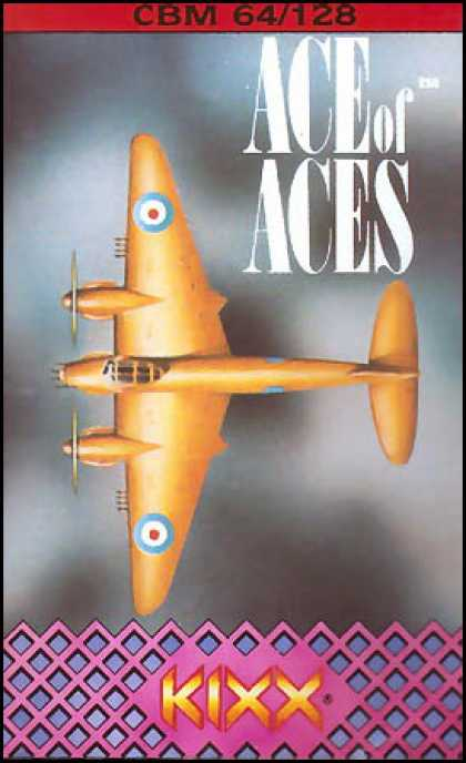C64 Games - Ace of Aces
