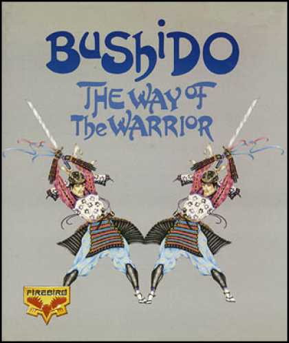 C64 Games - Bushido: The Way of the Warrior