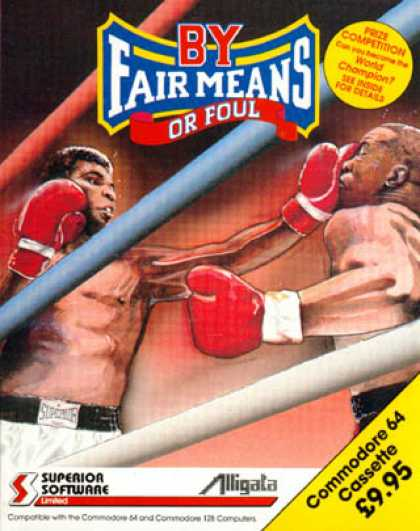 C64 Games - By Fair Means... or Foul!