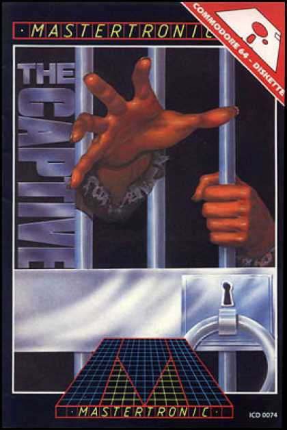 C64 Games - Captive, The