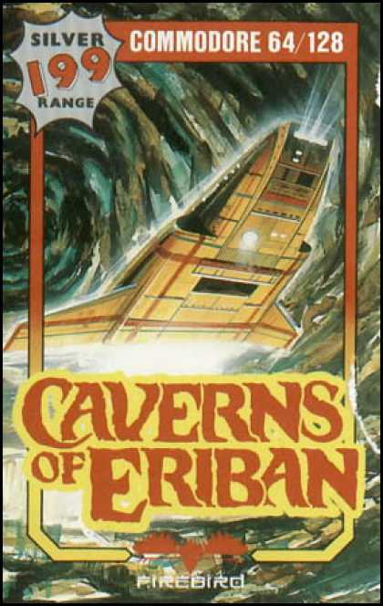 C64 Games - Caverns of Eriban, The