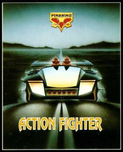 C64 Games - Action Fighter