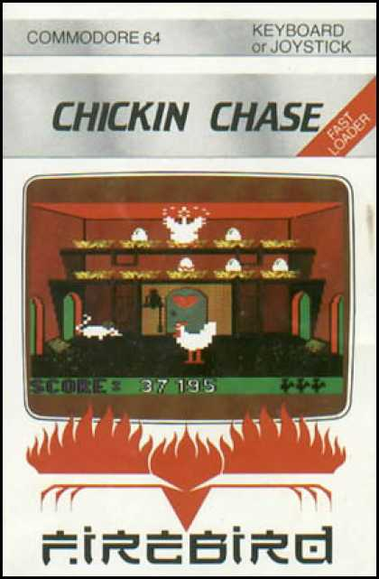 C64 Games - Chickin Chase