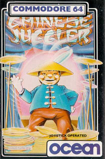 C64 Games - Chinese Juggler, The