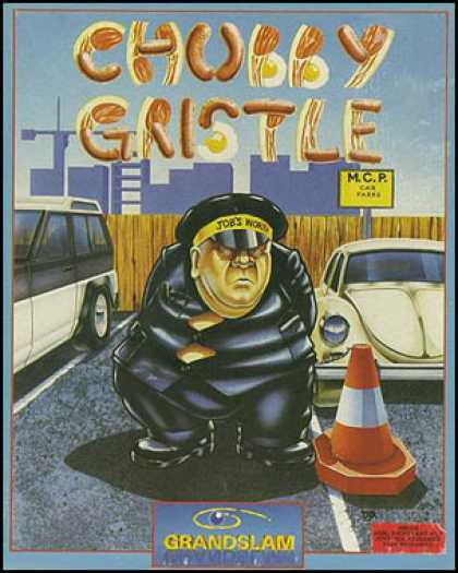 C64 Games - Chubby Gristle