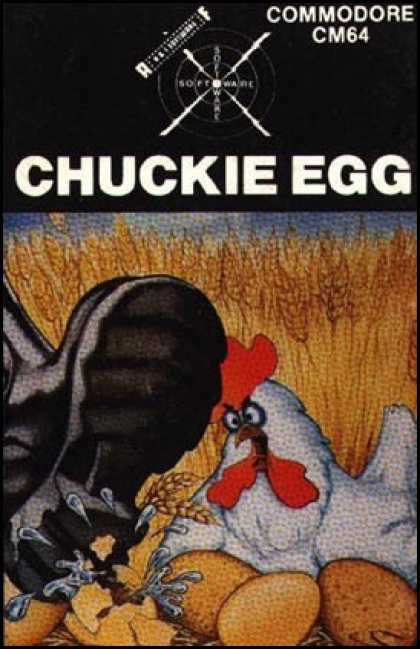 C64 Games - Chuckie Egg