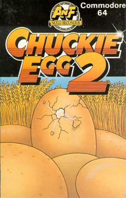 C64 Games - Chuckie Egg II