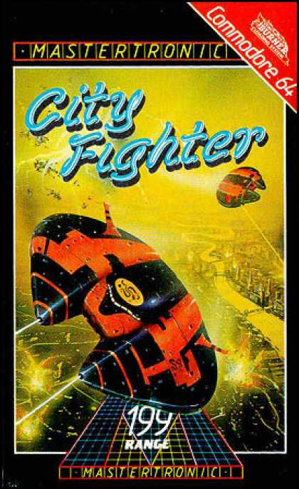 C64 Games - City Fighter