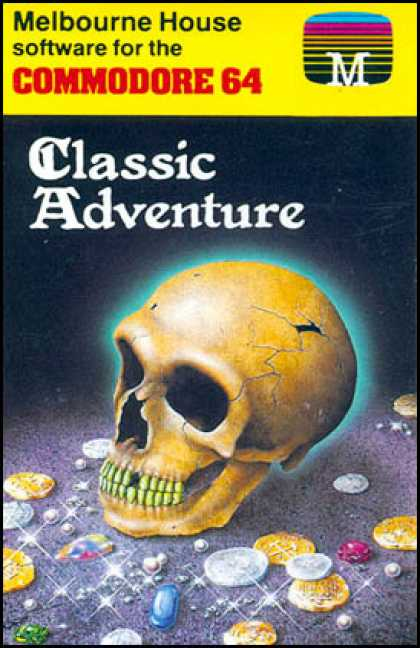 C64 Games - Classic Adventure