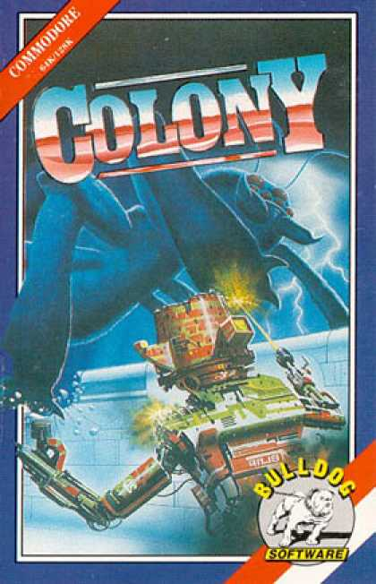 C64 Games - Colony