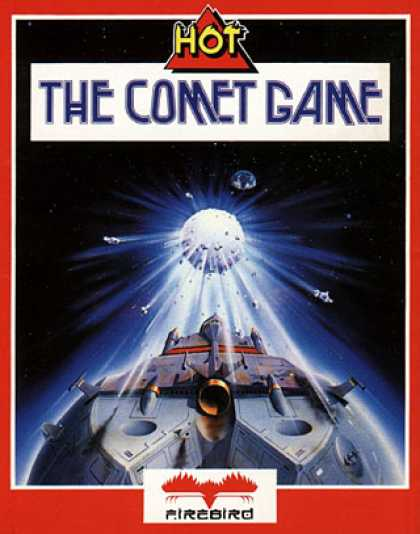 C64 Games - Comet Game, The