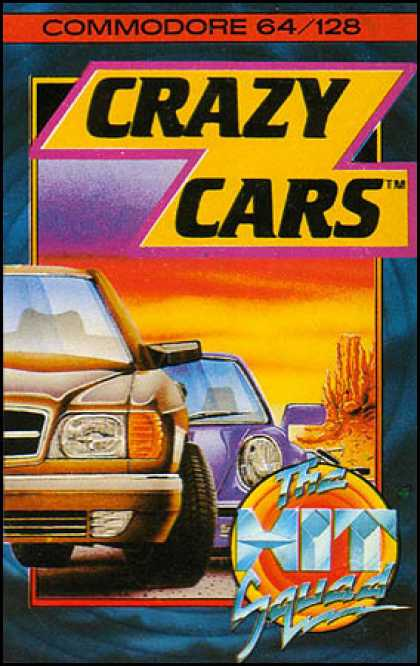 C64 Games - Crazy Cars