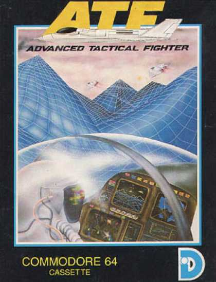 C64 Games - Advanced Tactical Fighter