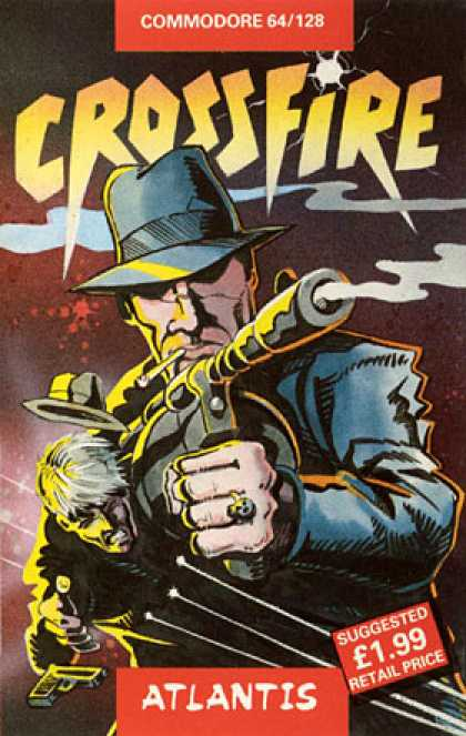 C64 Games - Crossfire