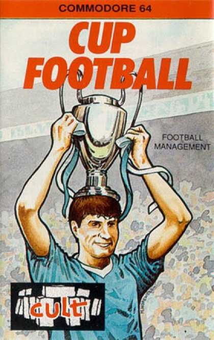C64 Games - Cup Football