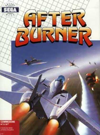 C64 Games - After Burner