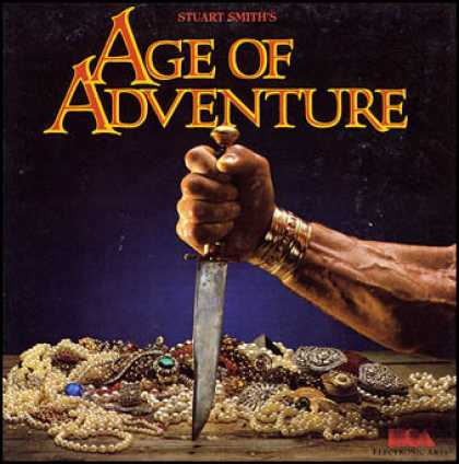C64 Games - Age of Adventure