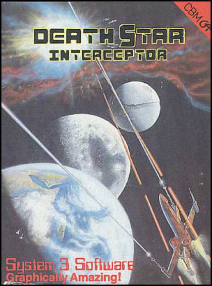 C64 Games - Death Star Interceptor