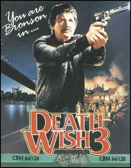 C64 Games - Death Wish 3