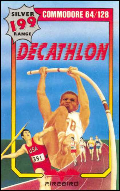 C64 Games - Decathlon