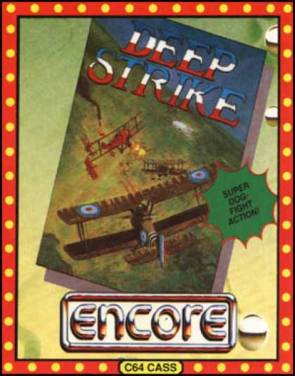 C64 Games - Deep Strike