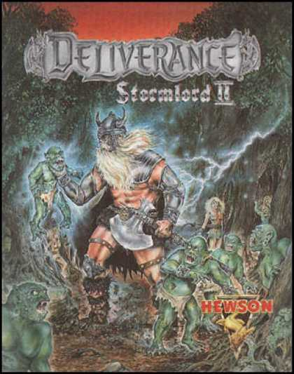 C64 Games - Deliverance: Stormlord II