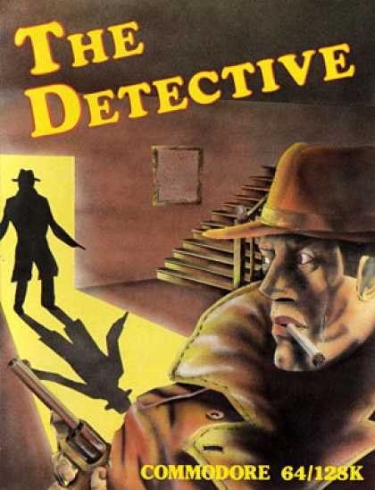 C64 Games - Detective Game, The