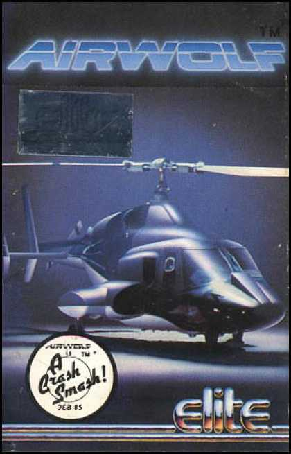 C64 Games - AirWolf