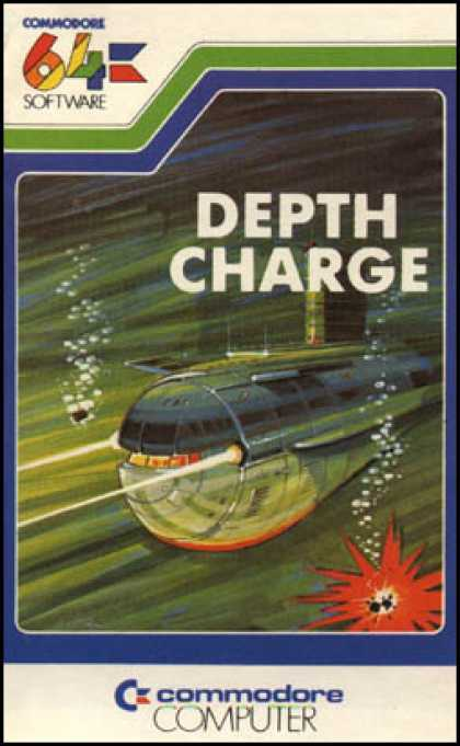 C64 Games - Depth Charge