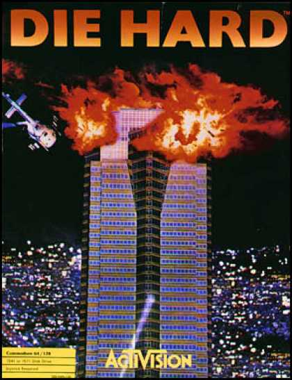 C64 Games - Die Hard