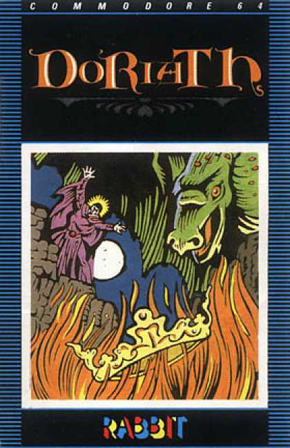 C64 Games - Doriath