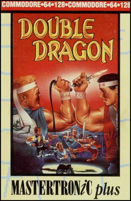 C64 Games - Double Dragon
