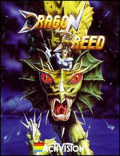 C64 Games - Dragon Breed