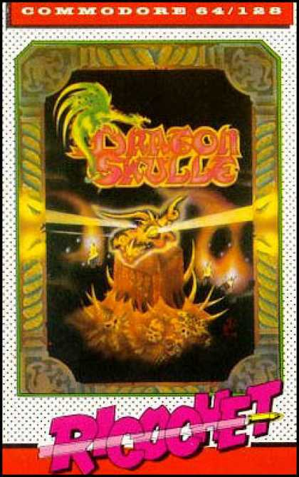 C64 Games - Dragon Skulle