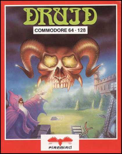 C64 Games - Druid